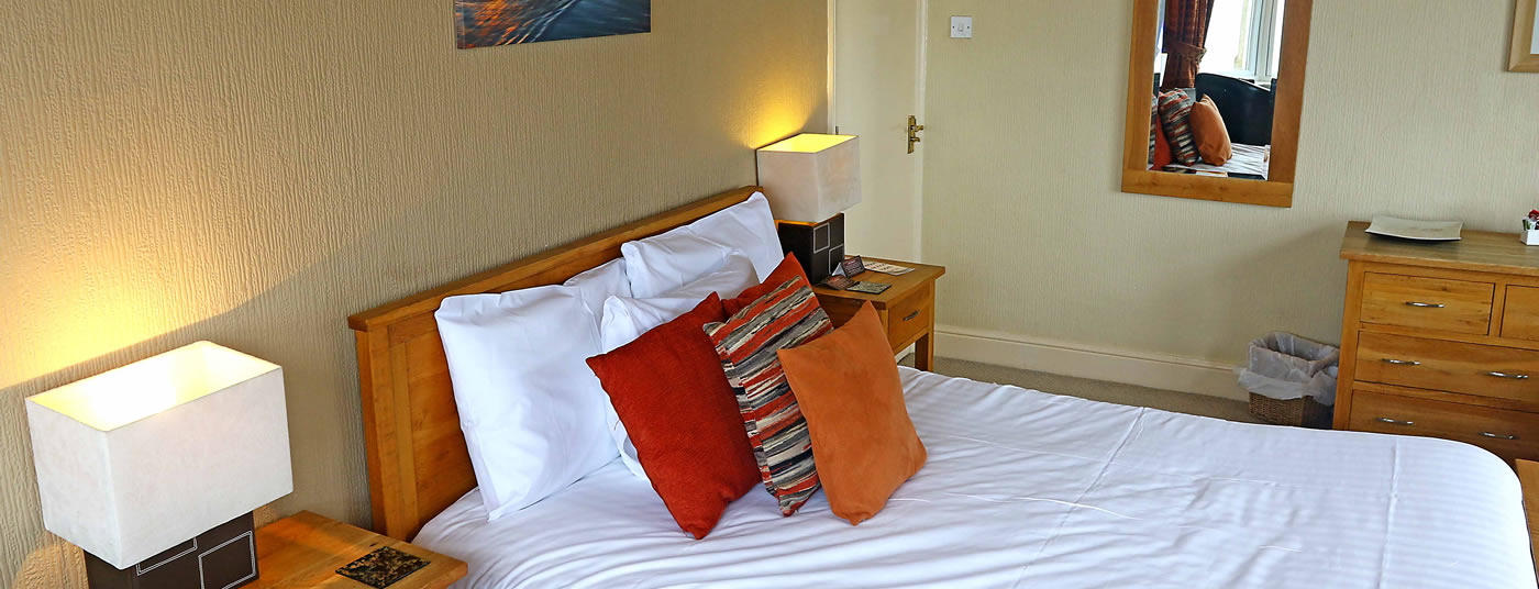 Morecambe's Premiere <strong>Boutique Hotel</strong>